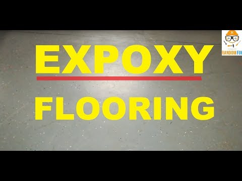 Floor Coating EPOXY 2 year REVIEW, don't make a permanent mistake and Save $$$