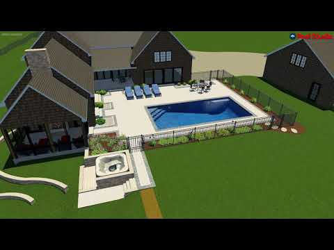 Chenequa, WI Pool Concept Video R2