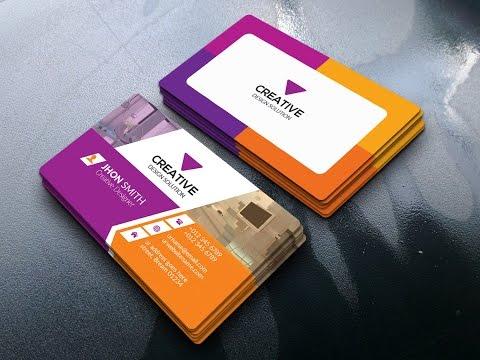 Interior Business Card