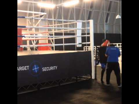 Vizantinos Target Sport # Boxing Club#Coach #Olympic Stadium #Gatsis #Training #Target Security
