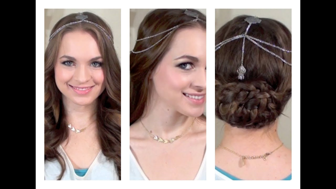 wear hair jewelry collab