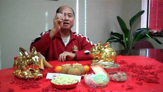 Chinese New Year Traditional Candy   Keefer Court Food