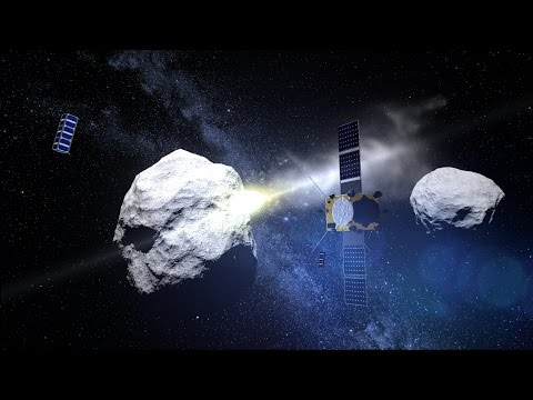 Asteroid Impact Mission (French)