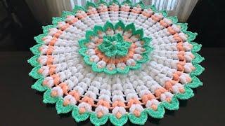 Gambar cover Çiçek Lif Modeli Yapılışı