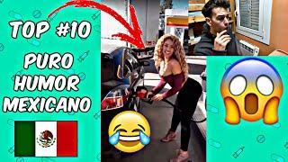 ESPAÑOL Reacciona a PURO HUMOR MEXICANO - Lo más Viral de México