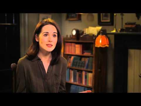Michelle Dockery - Downton Abbey - interview