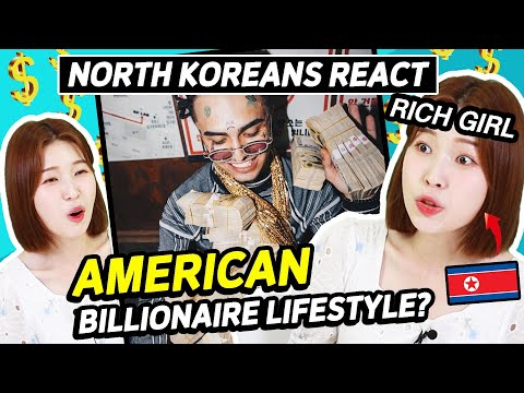NORTH KOREAN's SHOCKING Reaction To Rich Americans