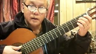 Biển Nhớ (Trịnh Công Sơn) - Guitar Cover - BOLERO