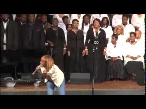 Children Sing Productions :: The Richard Smallwood Experience - Calvary Feat: Le'Andria Johnson