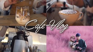 [CAFE VLOG] Young한 카페 사장 커플 브이…