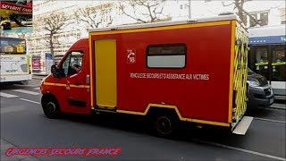 AMBULANCE SAPEURS POMPIERS / FIREFIGHTERS AMBULANCE (SDIS 14-CAEN 14)
