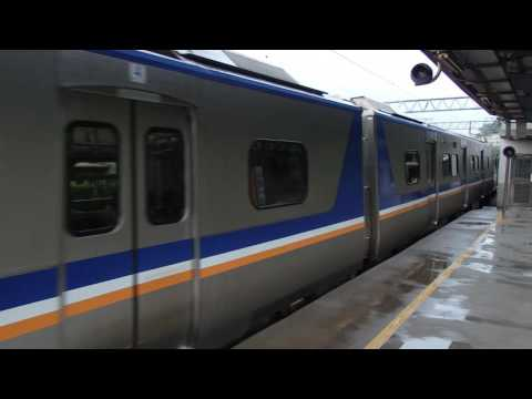 Taiwan Railways Administration Western Line EMU700 series Local Train