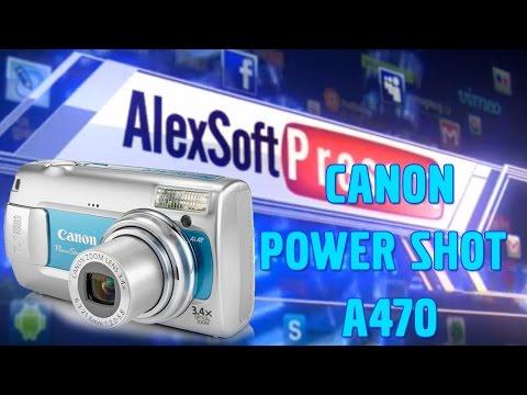 Ремонт фотоаппарата Canon Power Shot A470 - ПОМЕНЯЙТЕ БАРЕЙКИ