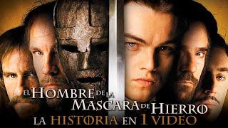 El Hombre de la Máscara de Hierro : La Historia en 1 Video