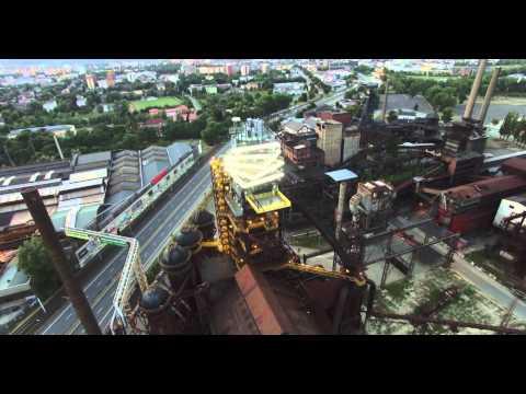 BOLT TOWER OSTRAVA CZECH REPUBLIC
