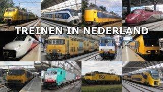 Treinen in Nederland (2012)