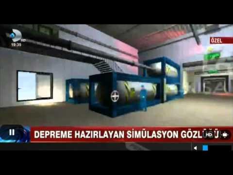 Afad Deprem Simülasyonu Tanıtımı