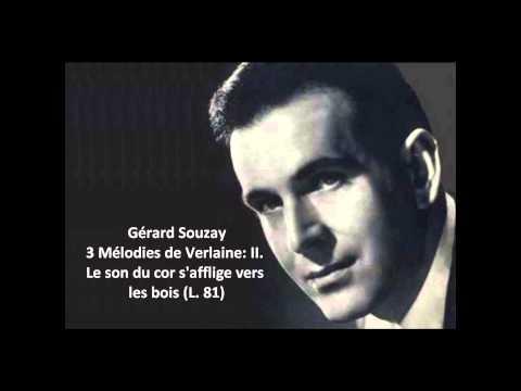 Gérard Souzay: The complete