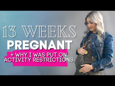 I'm Pregnant + 1st Trimester Complications...