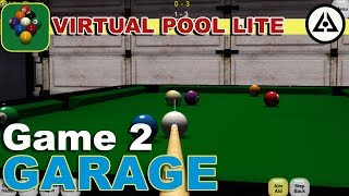 Virtual Pool Lite | Career Play | Garage | Game 2 - How It