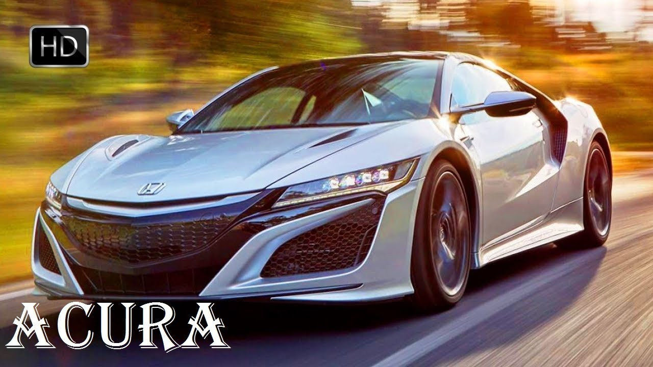 ACURA NSX 2017 - V8 Engine and Interior, Price - Specs Review | Auto ...