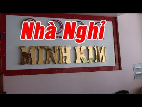Review nhà nghỉ Minh Kim | Du Lịch Ăn Uống An Giang #3