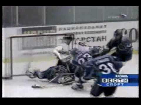RHL Russian Hockey League Highlights Malkin Ovechkin