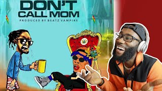 Download Shatta Wale - Don't Call Mom/ 5th SAMINI Di$$ *FREEZY REACTION*