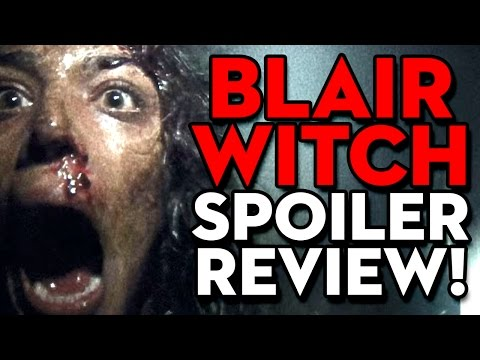 Blair Witch 2016 Movie Review! streaming vf