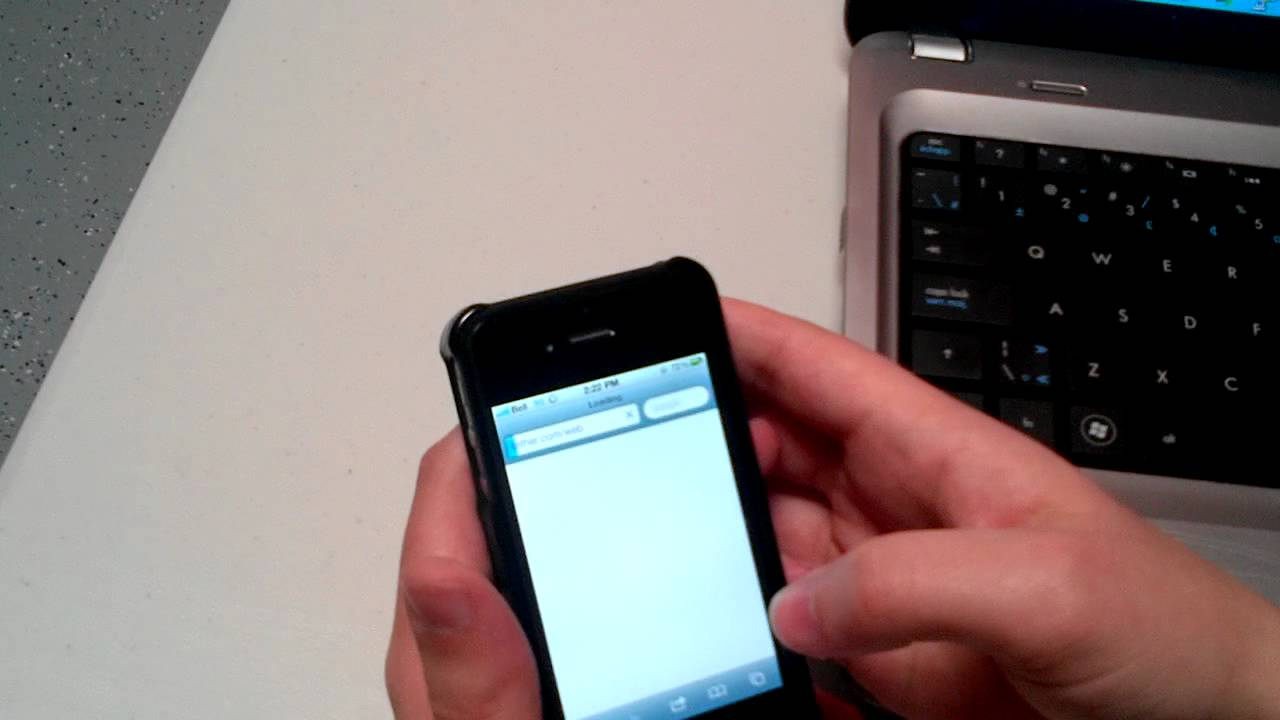 Tether Launches HTML5-Based iPhone Tethering Solution - MacRumors