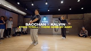 Steve Tyrell - There Goes My Baby   Sacchan X Kalvin Choreography