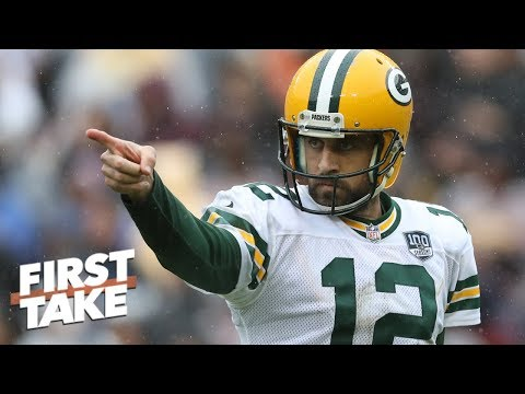Is Aaron Rodgers throwing Mike McCarthy under the bus for Packers\' offensive struggles? | First Take