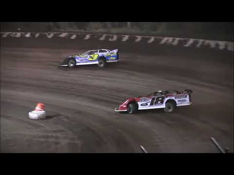 2018 Summer Nationals  Late Model Feature At Lasalle Speedway