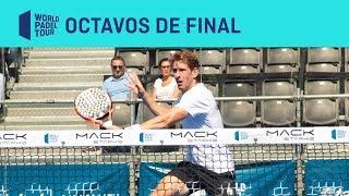 Resumen Octavos de Final (Primer Turno) México Open 2019