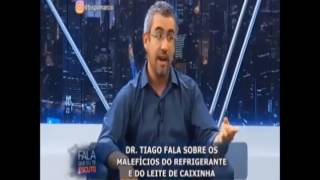 LEITE DE CAIXINHA, UM VENENO PARA A SUA SAÚDE.( participação no  canal mente aberta) Tiago rocha