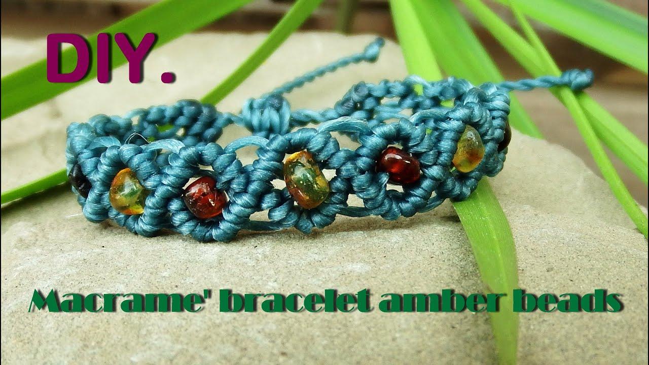 How to weave a bracelet Shambala Shambala Bracelet DIY 8