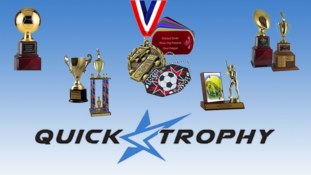 quick trophy coupons