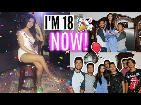 PLANNING MY 18TH BIRTHDAY PARTY IN 6 HOURS?!? VLOG