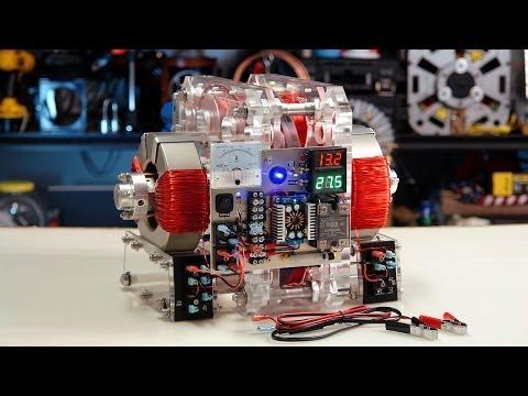 T2 Generator - Resonant Regenerative Power Looping - New Technology