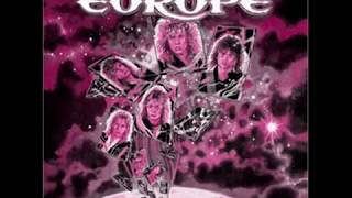 Europe - The Final Countdown (backing track lead guitar) Original