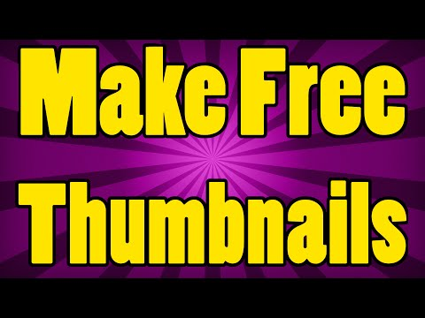 How to Create YouTube Thumbnail Image | Free Online Photo Editor from YouTube · Duration:  6 minutes 53 seconds