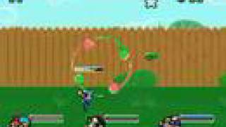 The Powerpuff Girls GBA: Mojo Jojo a Go Go Glitch