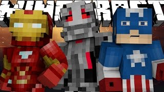 Minecraft | AVENGERS! (Age of Ultron)