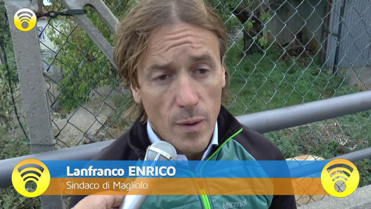 Magliolo, continuano le ricerche di Luca Catania il carabiniere scomparso: video #1