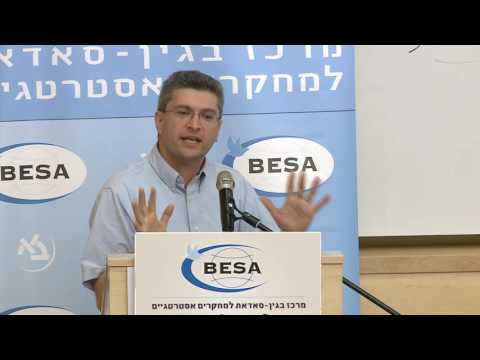 יונתן ריינהולד Prof. Jonathan Rynhold: International Responses