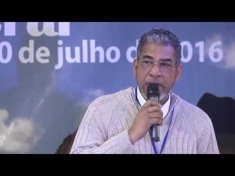 Conferência doutrinária e missionária com o Bispo Luiz Vergílio no 20CG