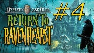 Mystery Case Files: Return to Ravenhearst Walkthrough part 4