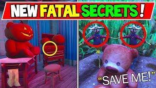 *NEW* FORTNITEMARES SECRET MAP CHANGES FATAL FIELDS! (v6.2 Fortnite Season 6 Storyline Week 5!)