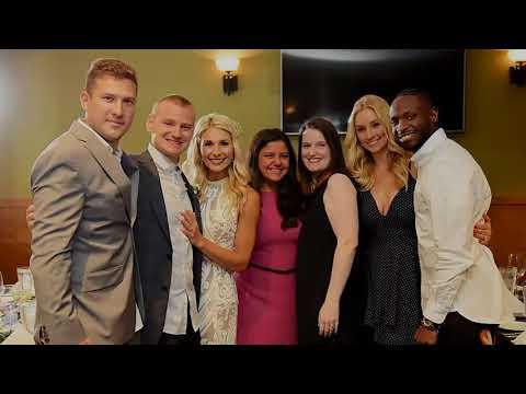 'Real World' alum Wes Bergmann married in an impressive wedding with Amanda Hornick