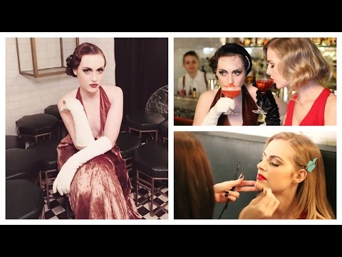 VLOG | 1930s makeover for ITV's Jekyll & Hyde! AD